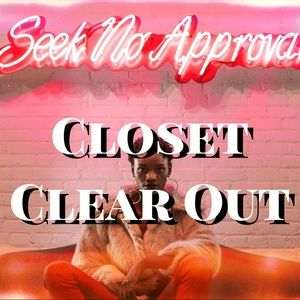 CLEAR OUT SALE!!!!